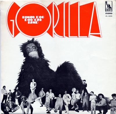 Gorilla - album